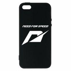Чехол для iPhone5/5S/SE Need For Speed Logo