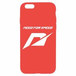 Чехол для iPhone 6/6S Need For Speed Logo