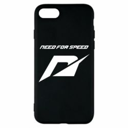 Чехол для iPhone 7 Need For Speed Logo