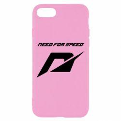Чехол для iPhone 8 Need For Speed Logo