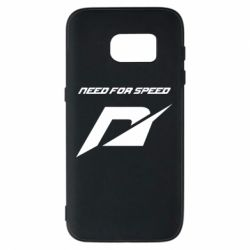 Чехол для Samsung S7 Need For Speed Logo