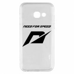 Чехол для Samsung A3 2017 Need For Speed Logo