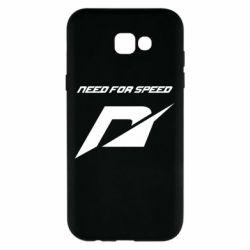 Чехол для Samsung A7 2017 Need For Speed Logo