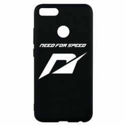 Чехол для Xiaomi Mi A1 Need For Speed Logo