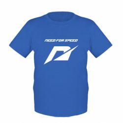 Детская футболка Need For Speed Logo