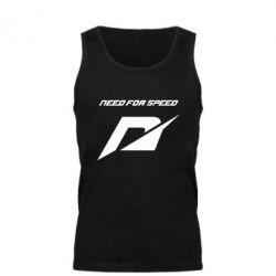 Мужская майка Need For Speed Logo