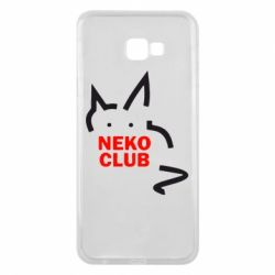 Чохол для Samsung J4 Plus 2018 Neko Club
