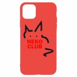 Чохол для iPhone 11 Pro Max Neko Club