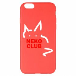 Чохол для iPhone 6 Plus/6S Plus Neko Club