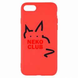 Чохол для iPhone 7 Neko Club