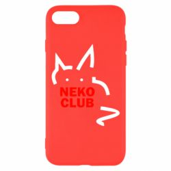 Чохол для iPhone 8 Neko Club