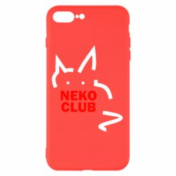 Чохол для iPhone 8 Plus Neko Club