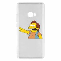 Чехол для Xiaomi Mi Note 2 Нельсон Симпсон - FatLine