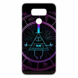 Чохол для LG G6 Neon Bill Cipher - FatLine