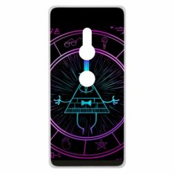 Чохол для Sony Xperia XZ2 Neon Bill Cipher - FatLine