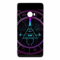 Чохол для Xiaomi Mi Note 2 Neon Bill Cipher - FatLine