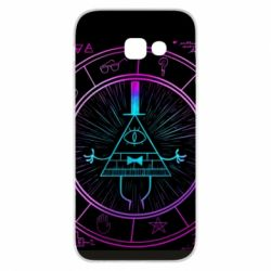 Чохол для Samsung A5 2017 Neon Bill Cipher - FatLine