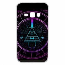 Чохол для Samsung J1 2016 Neon Bill Cipher - FatLine
