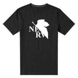 Чоловіча стрейчева футболка Нерв