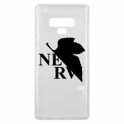 Чохол для Samsung Note 9 Нерв
