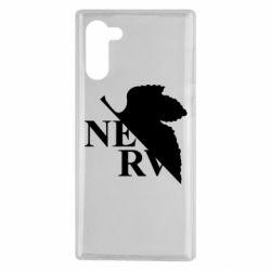 Чохол для Samsung Note 10 Нерв
