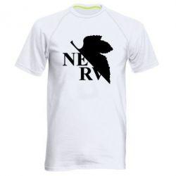 Чоловіча спортивна футболка Нерв