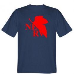 Чоловіча футболка Нерв