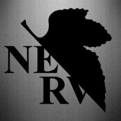 Наклейка Нерв