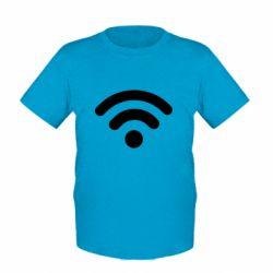 Дитяча футболка Net