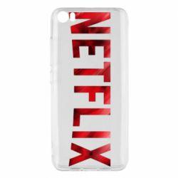 Чехол для Xiaomi Mi5/Mi5 Pro Netflix logo text