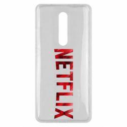 Чехол для Xiaomi Mi9T Netflix logo text