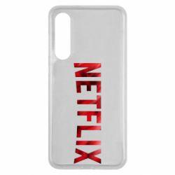 Чехол для Xiaomi Mi9 SE Netflix logo text