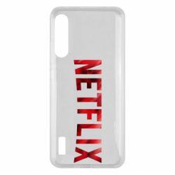 Чохол для Xiaomi Mi A3 Netflix logo text