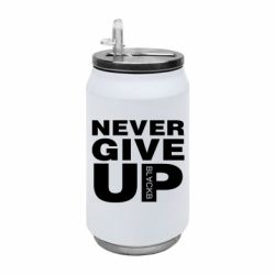 Термобанка 350ml Never give up 1