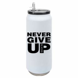 Термобанка 500ml Never give up 1