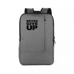 Рюкзак для ноутбука Never give up 1