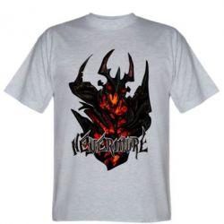 Мужская футболка Nevermore Art