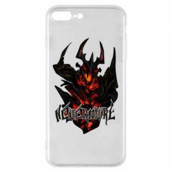 Чехол для iPhone 7 Plus Nevermore Art