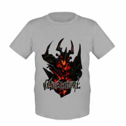 Детская футболка Nevermore Art