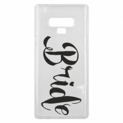 Чехол для Samsung Note 9 Невеста