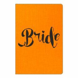 Блокнот А5 Невеста