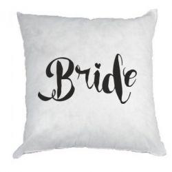 Подушка Невеста