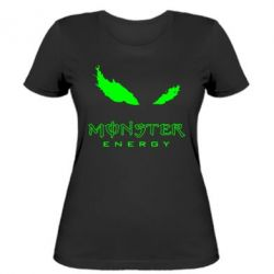 Жіноча футболка New Logo Monster