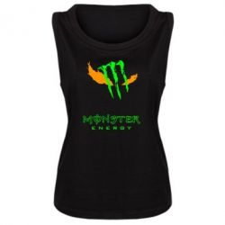 Женская майка New Monster Energy - FatLine