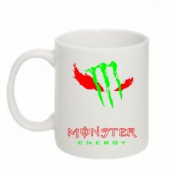 Кружка 320ml New Monster Energy - FatLine
