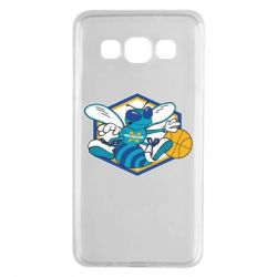 Чехол для Samsung A3 2015 New Orleans Hornets Logo - FatLine