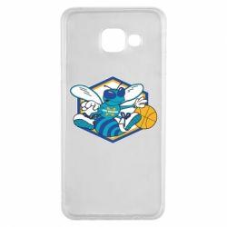 Чехол для Samsung A3 2016 New Orleans Hornets Logo - FatLine