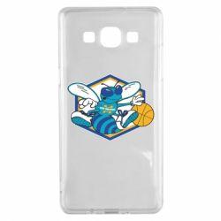 Чехол для Samsung A5 2015 New Orleans Hornets Logo - FatLine