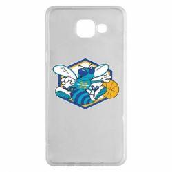 Чехол для Samsung A5 2016 New Orleans Hornets Logo - FatLine