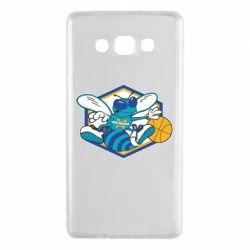 Чехол для Samsung A7 2015 New Orleans Hornets Logo - FatLine